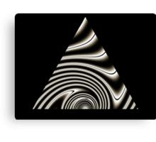 Sierpinski triangle 20150111-007 Canvas Print