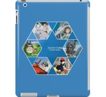 Hayao Miyazaki Films  iPad Case/Skin