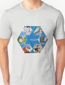 Hayao Miyazaki Films  Unisex T-Shirt