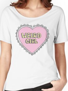 Weird Gurl Women's Relaxed Fit T-Shirt