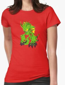 Hedlizard Womens Fitted T-Shirt
