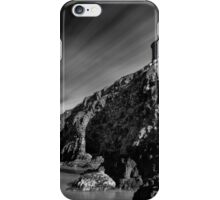 Mussenden Temple and Sea Stack iPhone Case/Skin