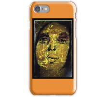 african woman #2 iPhone Case/Skin