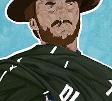 Clint Eastwood by Swadedesign