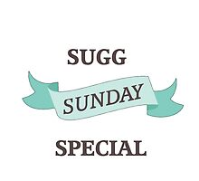 Joe Sugg: Sugg Sunday Special by PurpleNelly