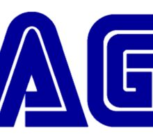 SEGA SAGE Sticker