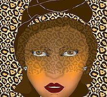fancy woman by Sena Goztepeli