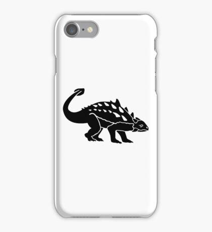 Ankylosaurus dinosaur iPhone Case/Skin