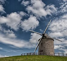 Moulin de Moidrey by Nigel R Bell