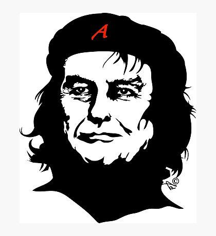 Atheist Revolution! by Tai's Tees Photographic Print