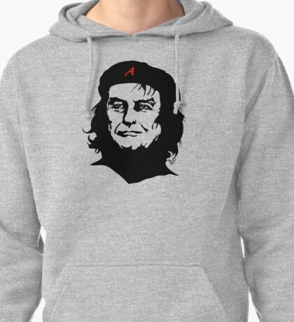 Atheist Revolution! by Tai's Tees Pullover Hoodie