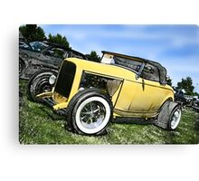The Car Show... Canvas Print
