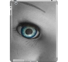 SOLD - EYE TO EYE iPad Case/Skin