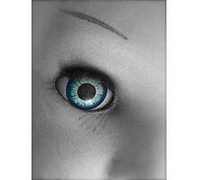 SOLD - EYE TO EYE Photographic Print