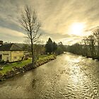 Anchor Inn at Exbridge  by Rob Hawkins