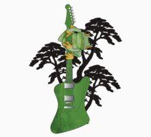 green music by IanByfordArt