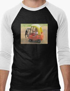 For You Bo Tie ~ Men's Baseball ¾ T-Shirt