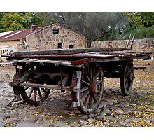 photoj S.A. Bungaree Station-Wagon Photographic Print