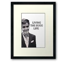 Living the Sugg life Framed Print