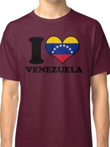 I Heart Venezuela Classic T-Shirt