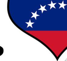 I Heart Venezuela Sticker