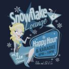 The Snowflake Lounge by Vanilluxe