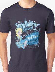 The Snowflake Lounge T-Shirt