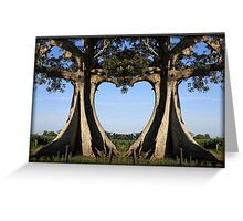 The Love Tree...  A whimsical and popular presentation Greeting Card