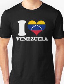 I Heart Venezuela Unisex T-Shirt