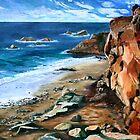 Rock Beach La Palma by ienemien