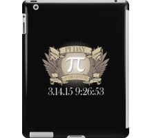 Excellent 'Ultimate Pi Day 2015 Crest' T-shirts, Hoodies, Accessories and Gifts iPad Case/Skin