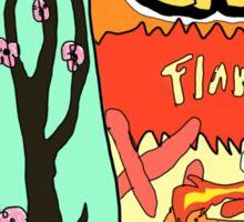 Tea & Snacks Sticker
