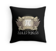 Excellent 'Ultimate Pi Day 2015 Crest' T-shirts, Hoodies, Accessories and Gifts Throw Pillow