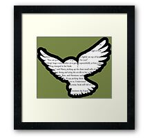Harry Potter - Hedwig - Order of the Phoenix Framed Print