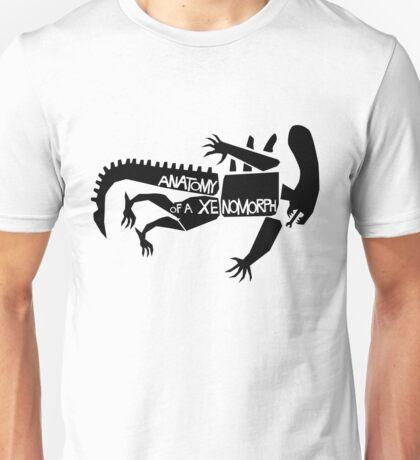 Anatomy of a Xenomorph T-Shirt