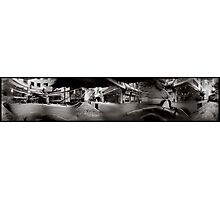 360 degree pinhole image Photographic Print