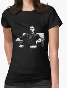 Michael Corleone Womens Fitted T-Shirt