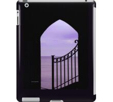 View over the Bay iPad Case/Skin