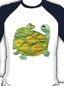 Turtle and Frog T-Shirt