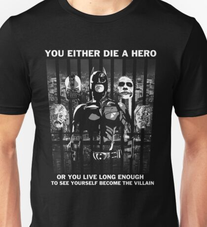 Hero or villian  T-Shirt