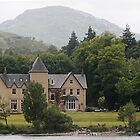 Glenfinnan House Hotel, Loch Shiel, Scotland by kajo
