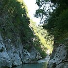 The Acheron Gorge by DRWilliams