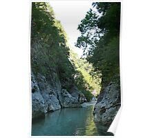 The Acheron Gorge Poster
