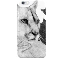 Canadian Cougar iPhone Case/Skin