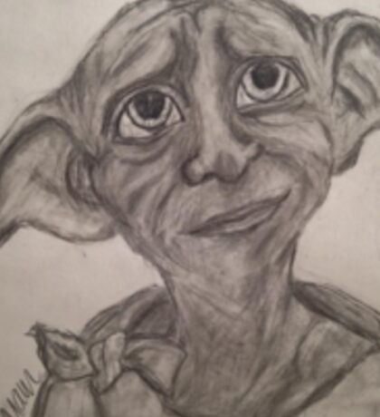Dobby the House Elf Sticker