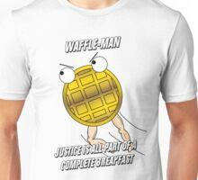 Waffle-Man Unisex T-Shirt