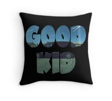 Kendrick Lamar Good Kid Throw Pillow