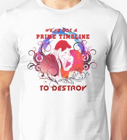Community: Evil Jeff & Evil Annie The Darkest Timeline Unisex T-Shirt