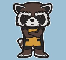 Angry Raccoon Kids Clothes