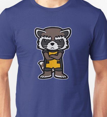 Angry Raccoon T-Shirt